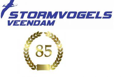85 jaar Stormvogels Veendam