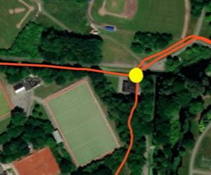 Omleiding ATB Route Borgerswold